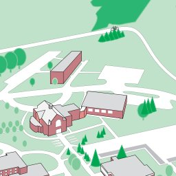 Umpi Campus Map.Campus Map